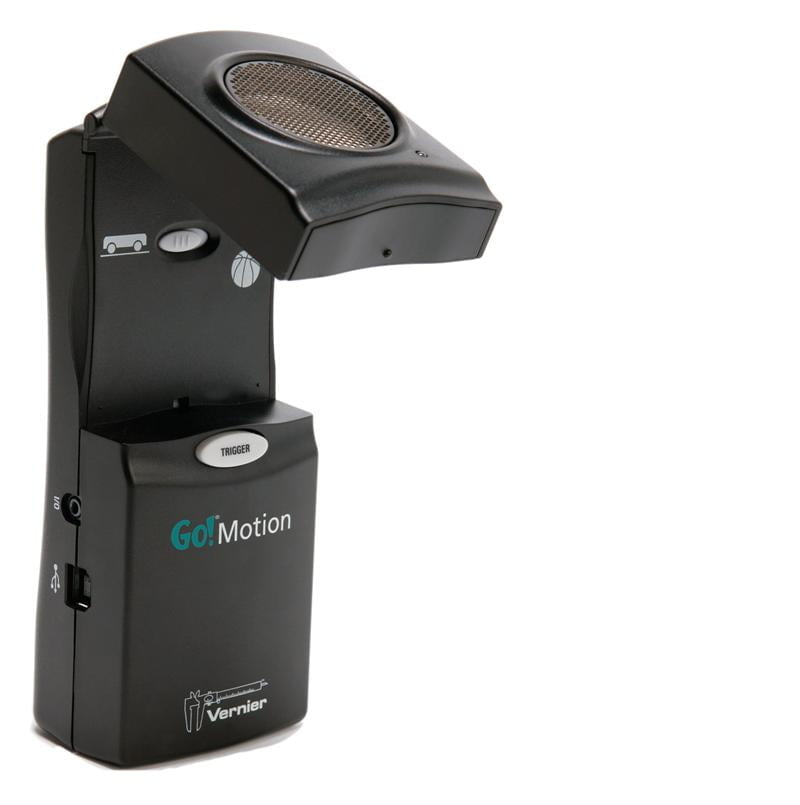 Vernier Motion Detector